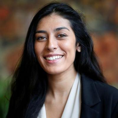 Alexandra Rojas from Justice Democrats