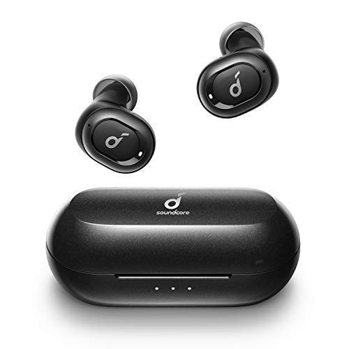The truly wireless Anker Soundcore Liberty Neo earbuds.