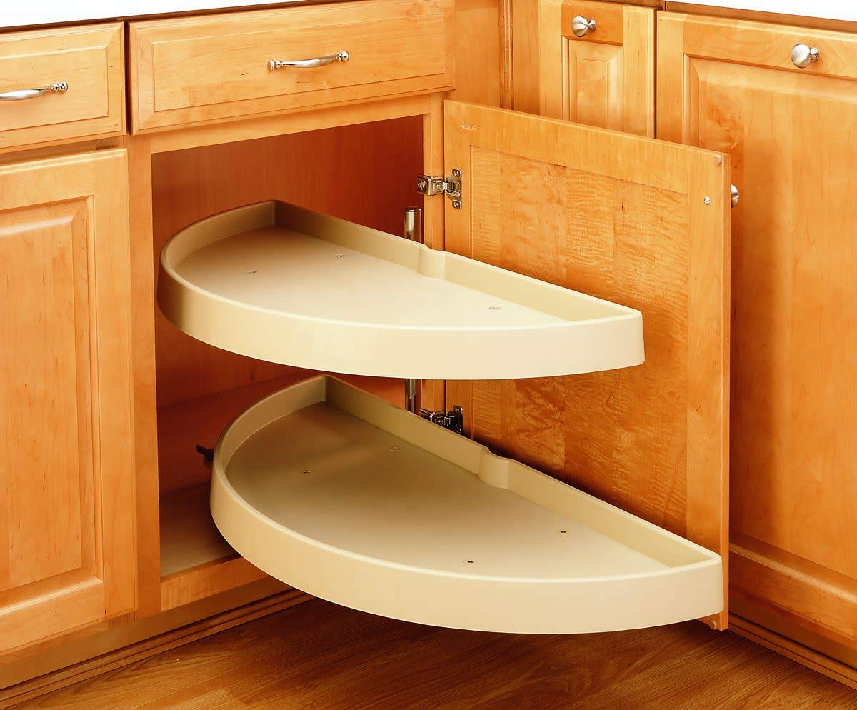 13 Best Kitchen Corner Storage Ideas For Any Small Kitchen
