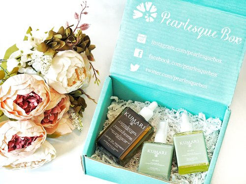 The Pearlesque Subscription box.