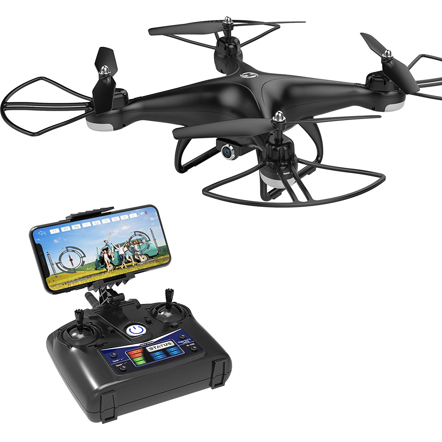 A drone is a great gift for the techy teen boy.