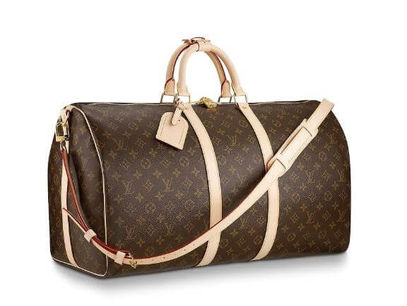 �LV Keepall Bandouliere