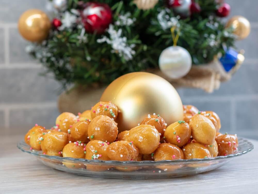 Struffoli Cookies