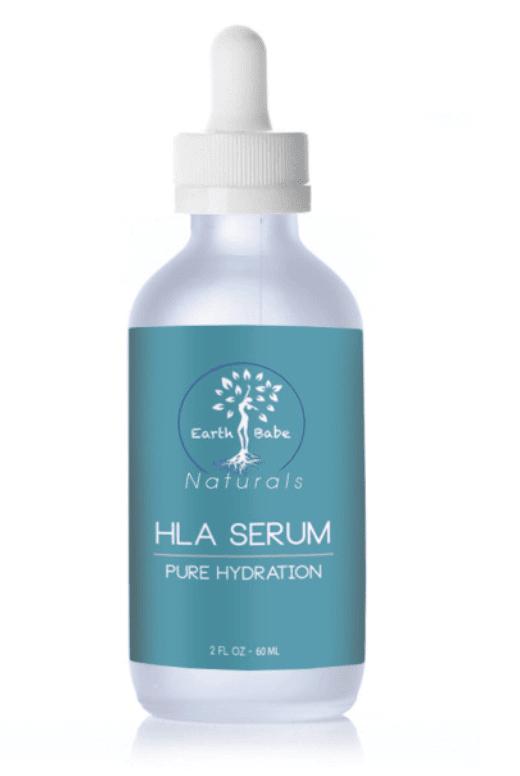Earth Babe Naturals HLA Serum
