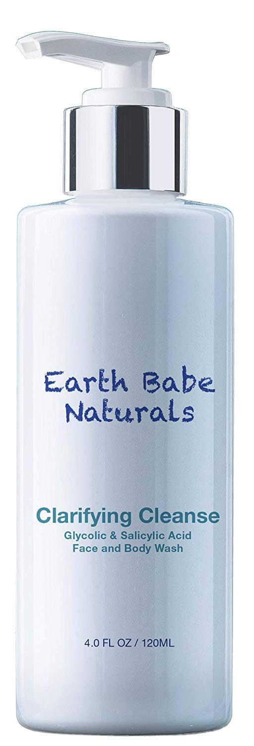 Earth Babe Naturals Clarifying Cleanser