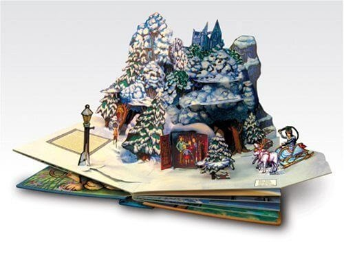 The Chronicles of Narnia Pop Up Book