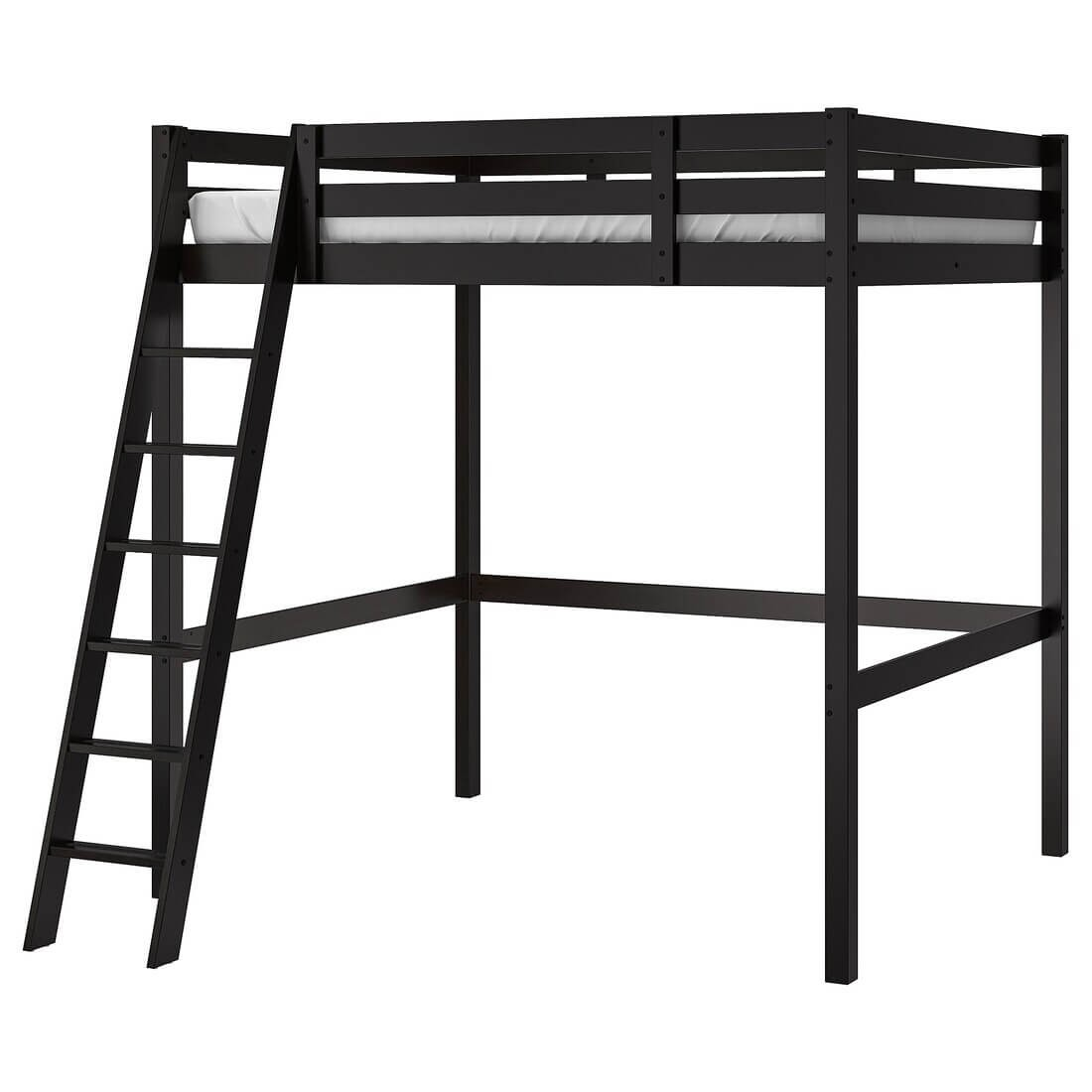 Stora Loft Bed from Ikea