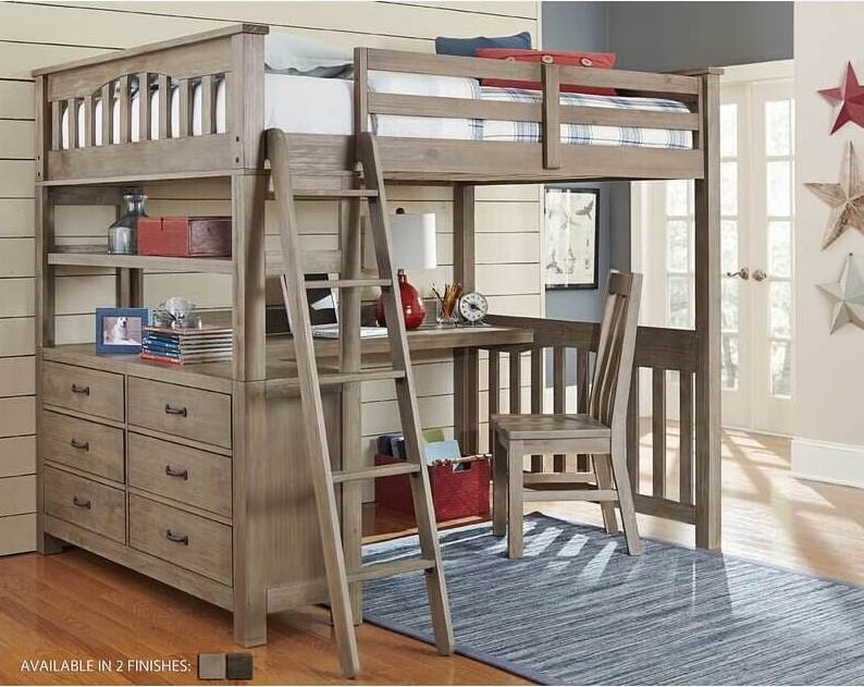 Bedlington Loft Bed