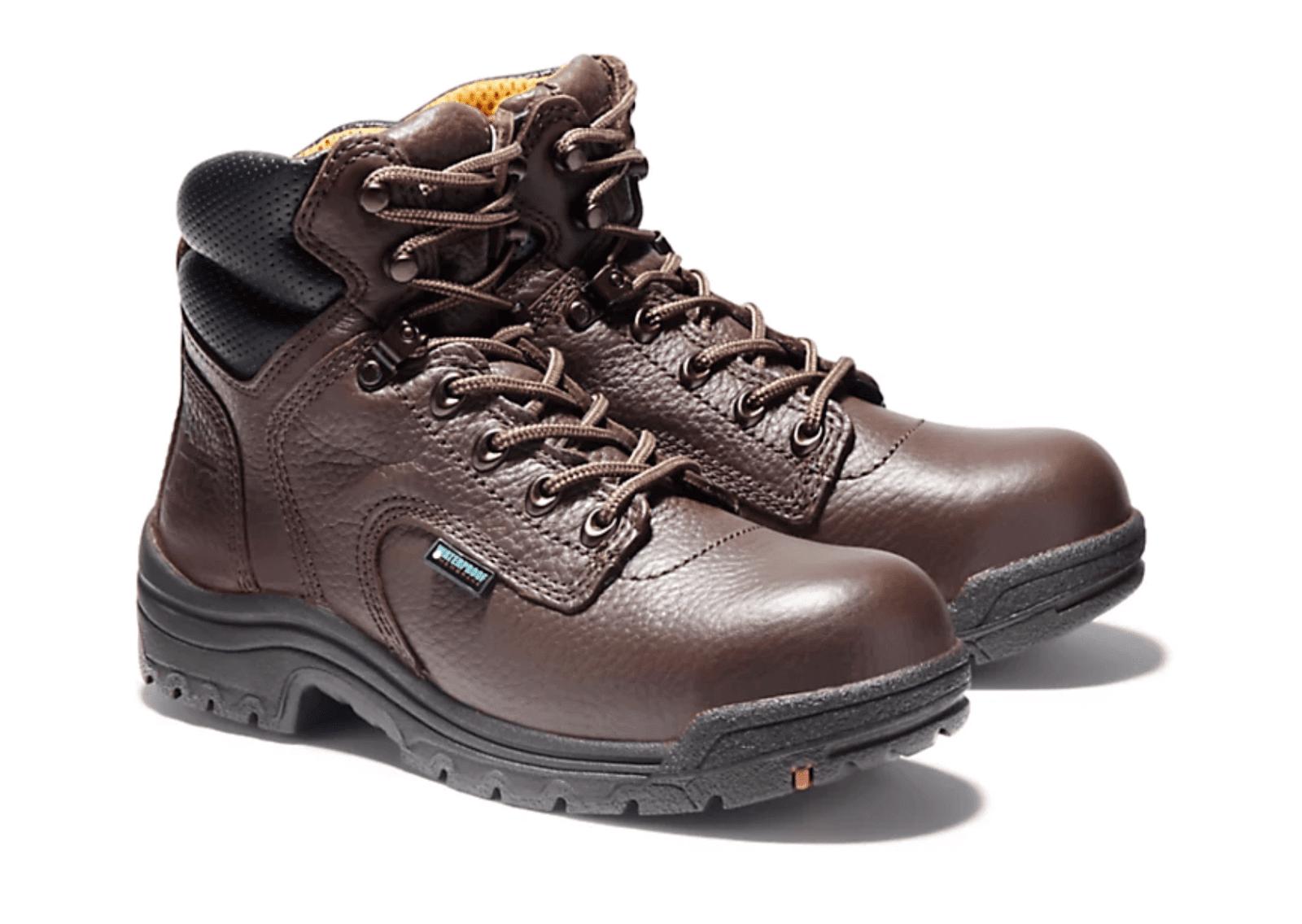 Timberland PRO Titan 6� Alloy Toe Work Boots