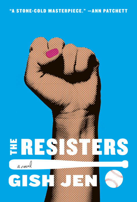 Resisters Book Cover