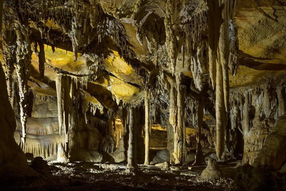 Great Basin National Park Lehman Cave