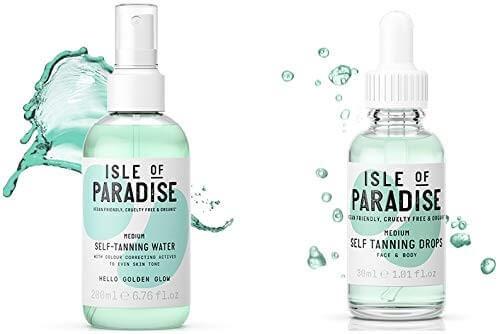 Isle of Paradise tanner