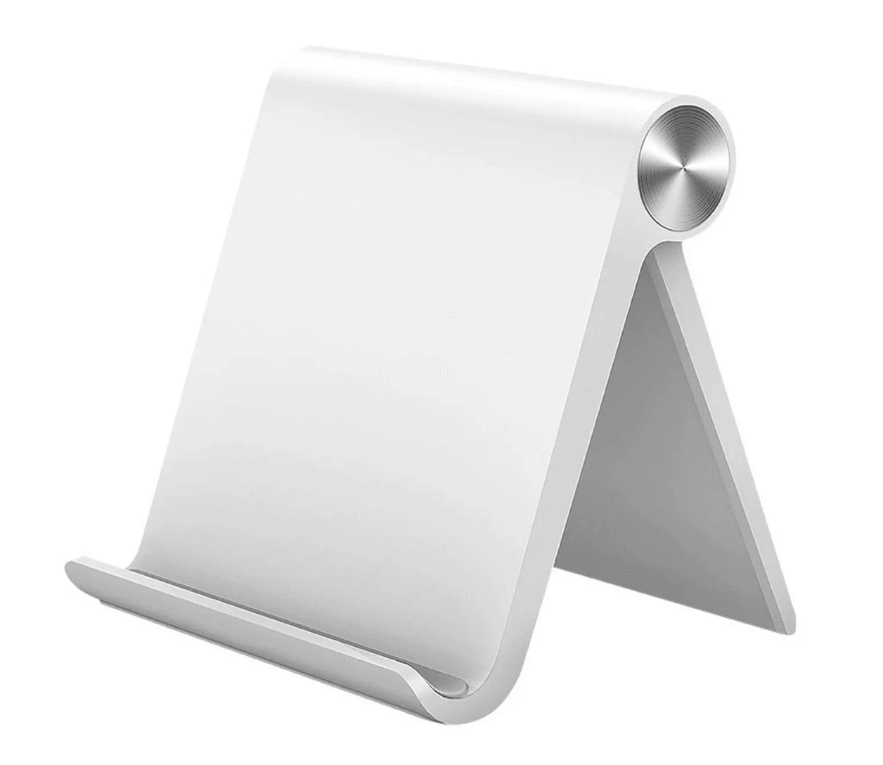 angled cell phone stand