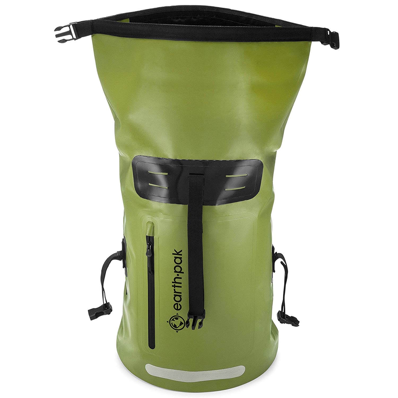 Earth Pak Waterproof Backpack