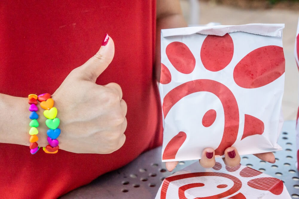 Chick-Fil-A to go