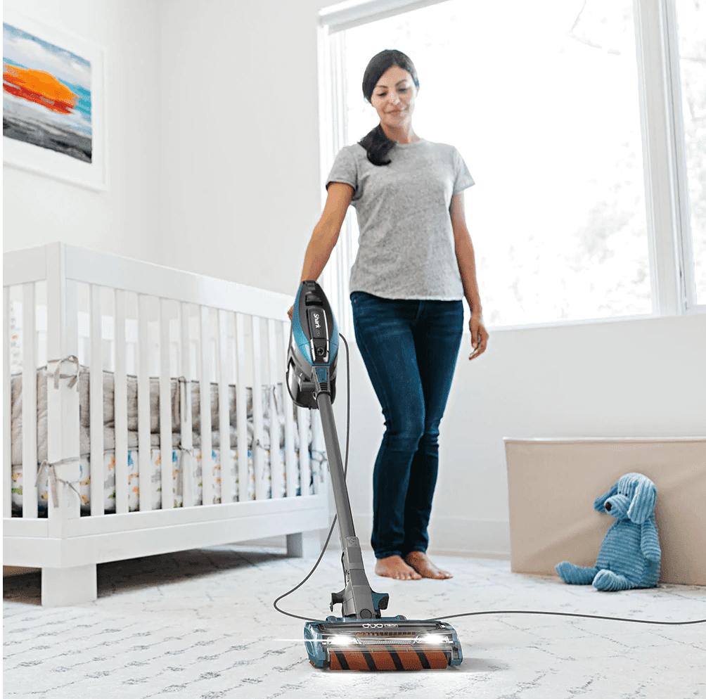 Shark Apex Stick Vacuum with DuoClean