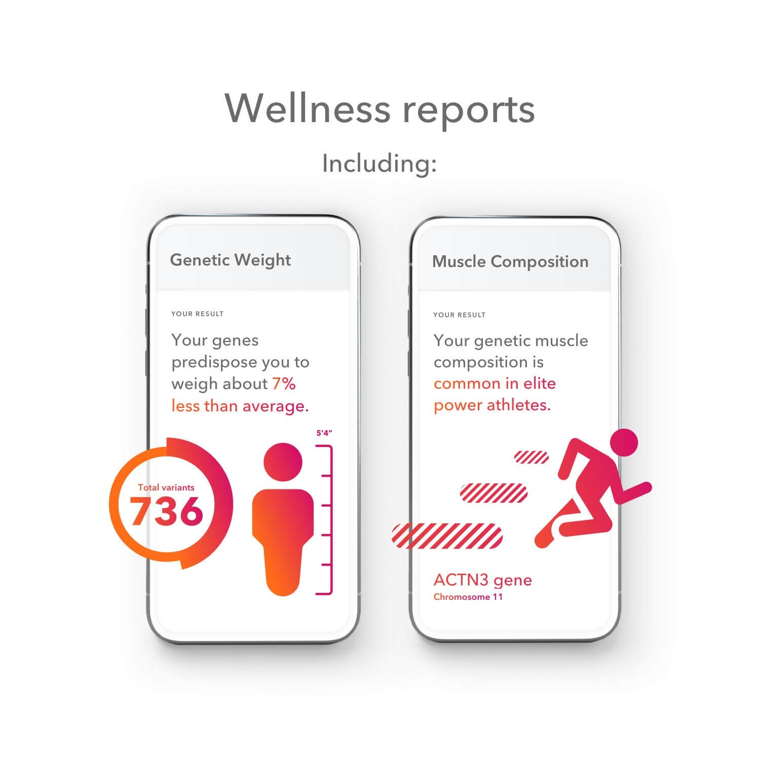 Example of health reports
