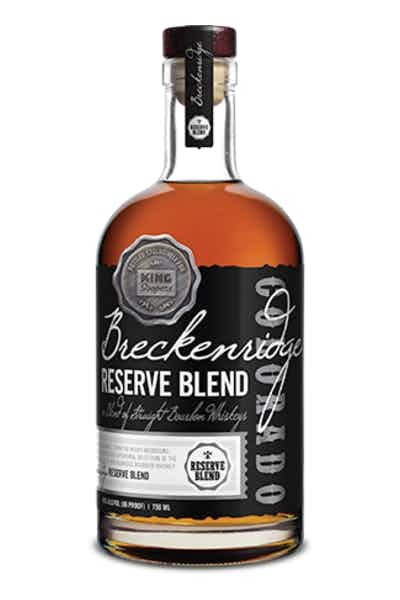 Breckenridge Reserve Blend Bourbon