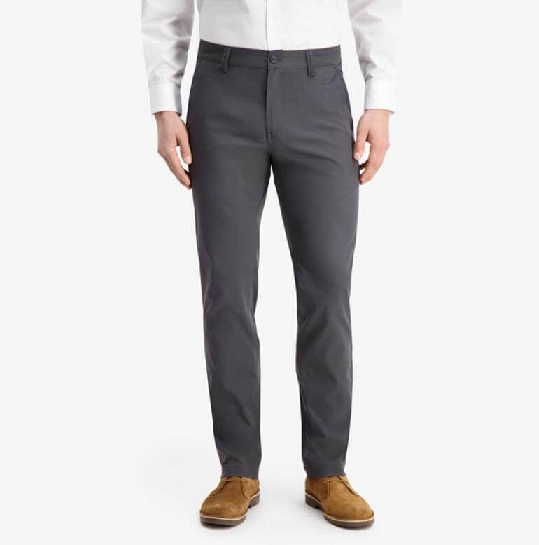 11. Bluffworks Chinos
