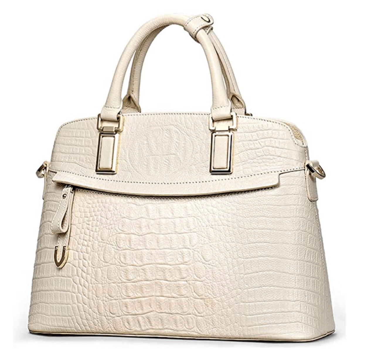 Qiwang Crocodile Handbag