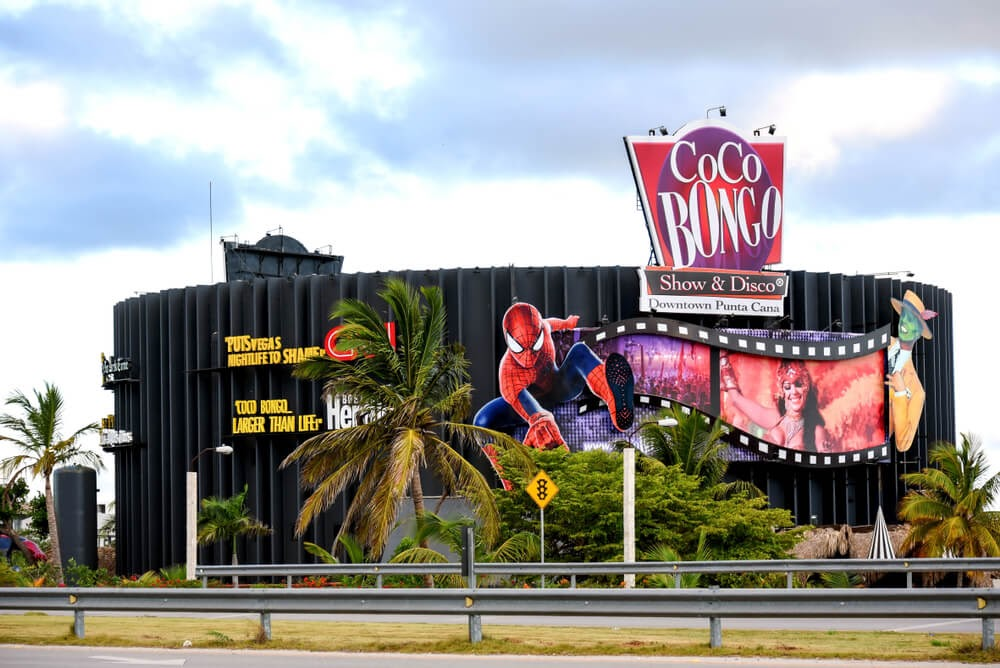 Coco Bongo Show and Disco