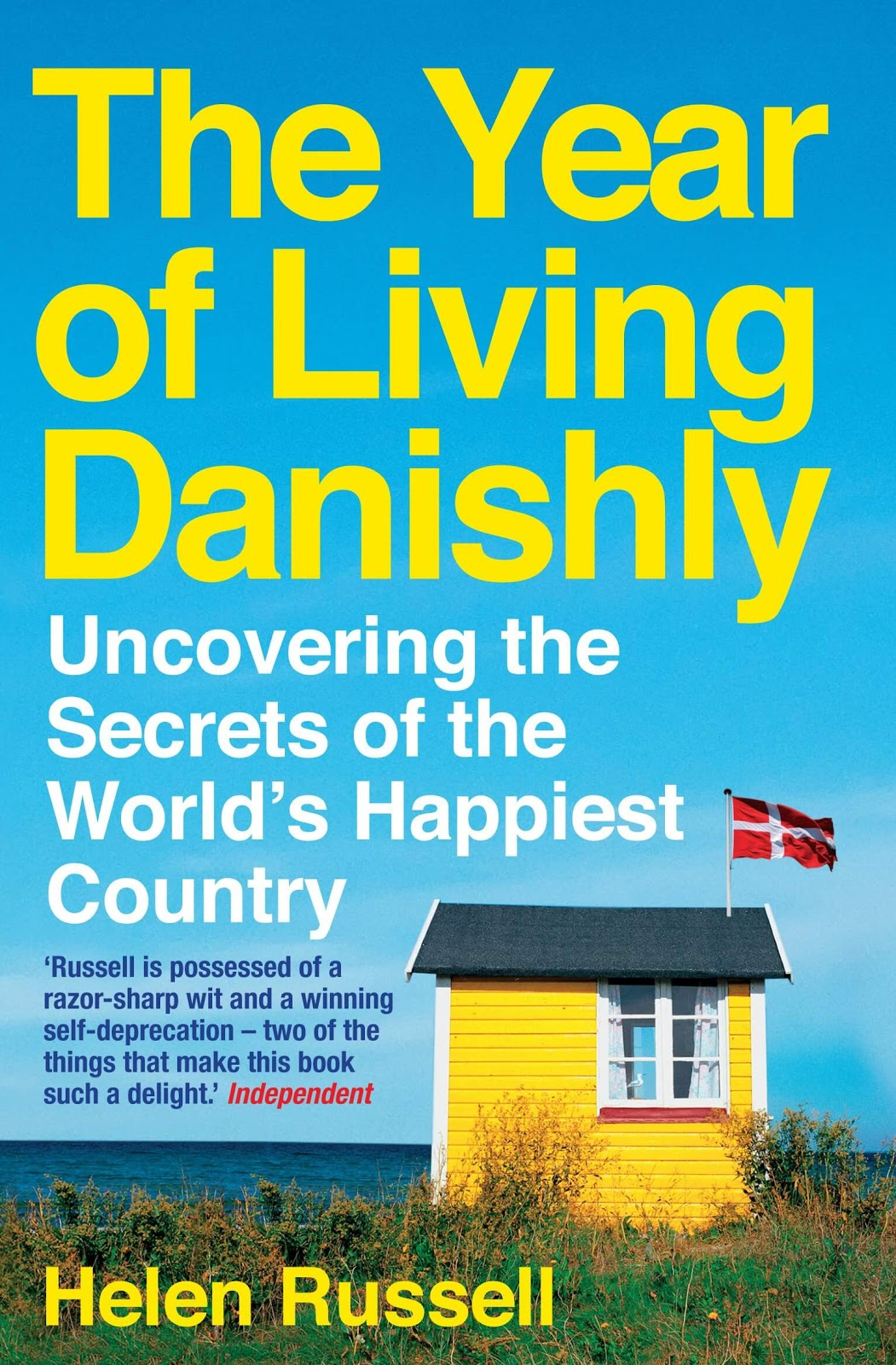 A Year of Living Danishly by Helen Russell
