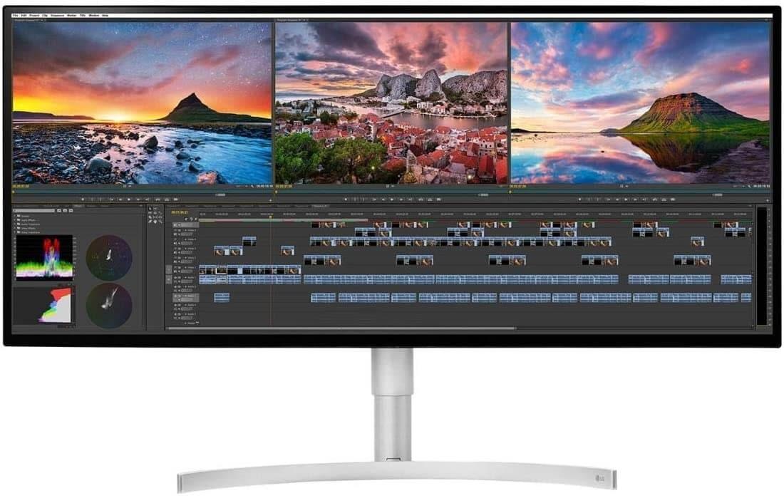 "LG 34BK95U 34""monitor"
