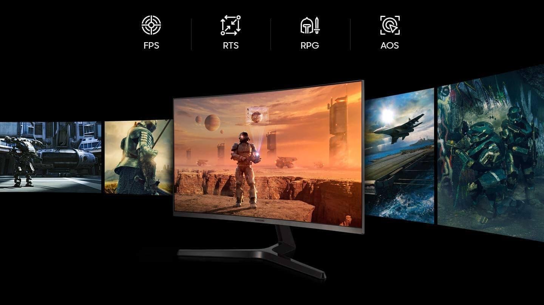 Samsung CJG5 32� Curved Gaming Monitor