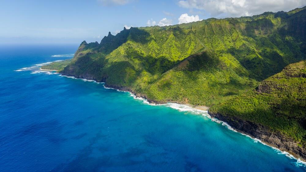 Hanakapiai Beach, Hawaii