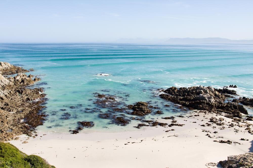 Gansbaai Beach, South Africa