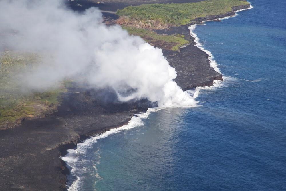 Kilauea Beach, Hawaii
