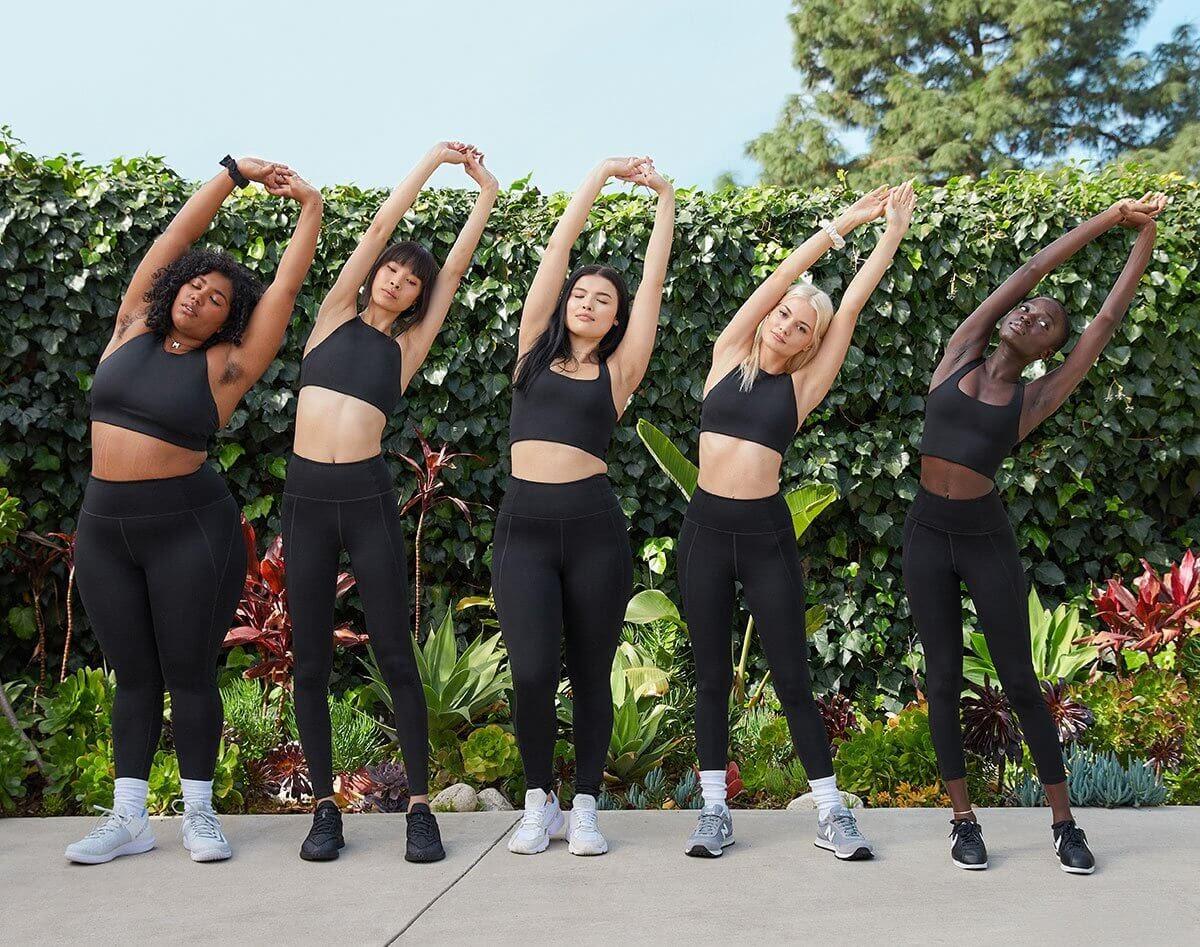 Girlfriend Collective Compressive High Rise Legging