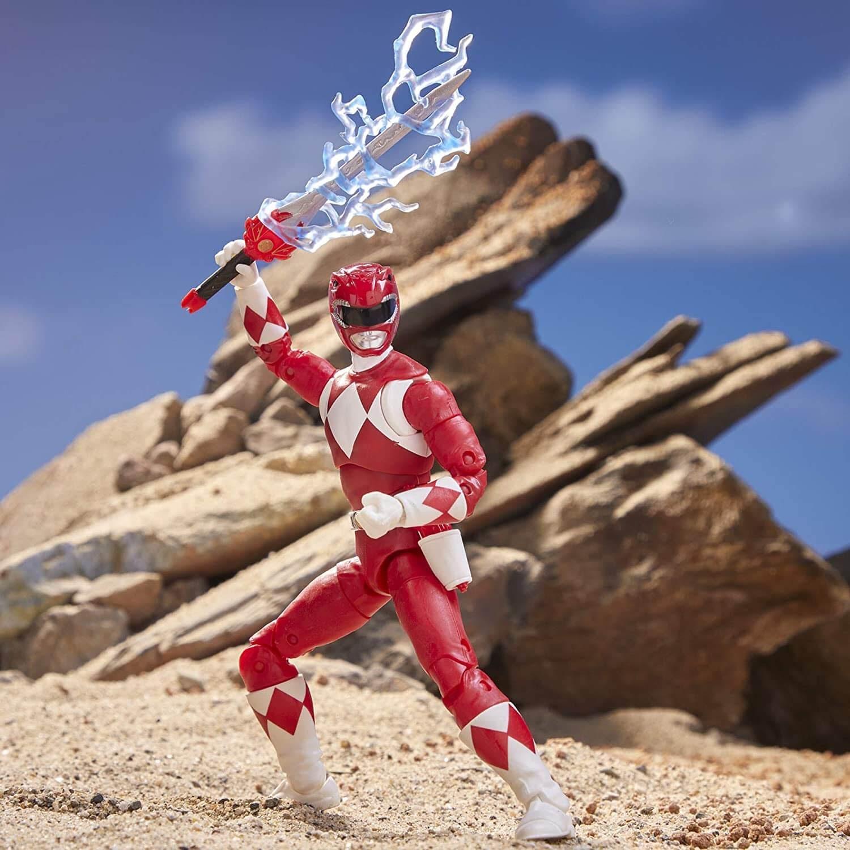 Power Rangers Figure