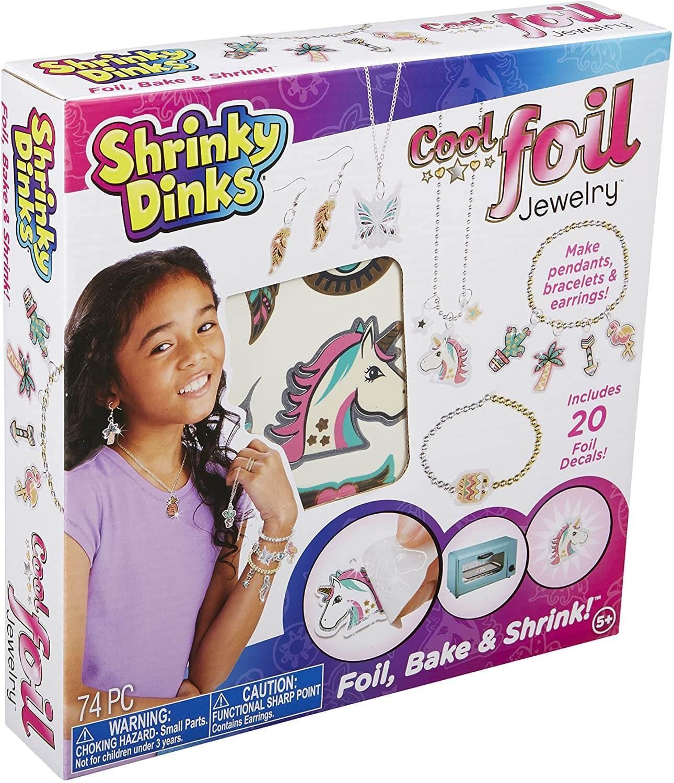 Shrinky Dinks