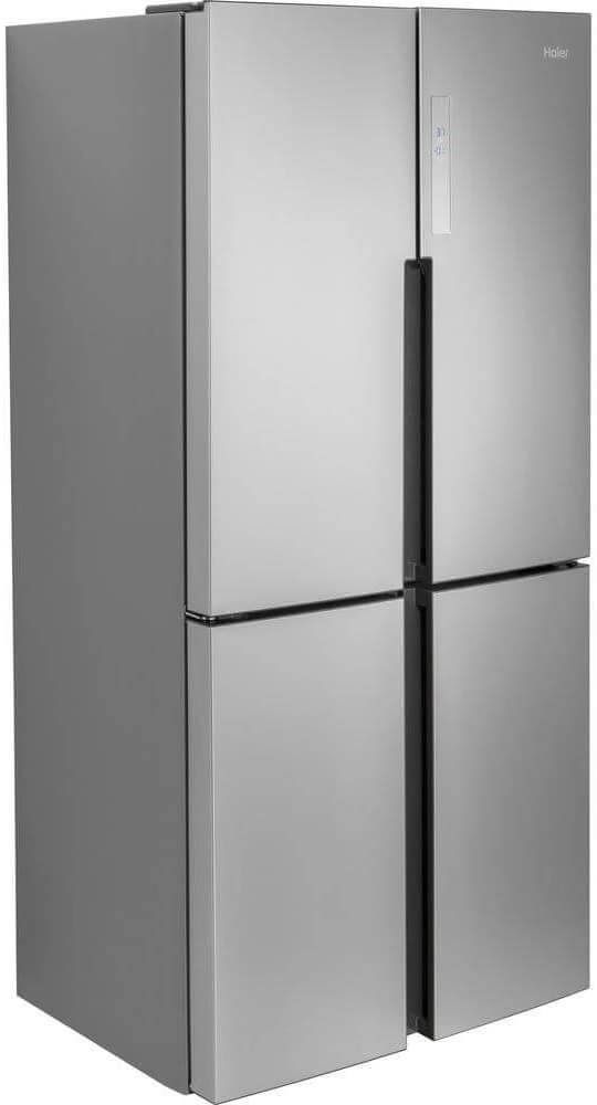 Haier 16.0 Cu. Ft. 4 Door Bottom Freezer Refrigerator