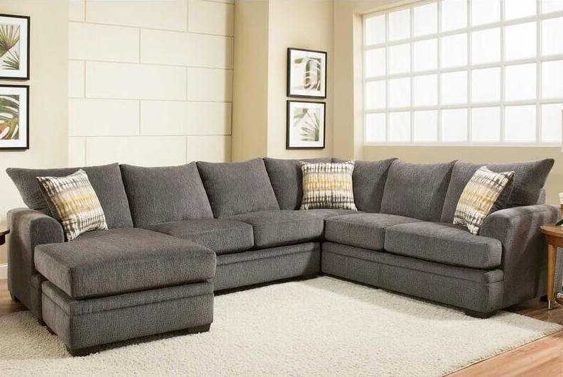 Bourgeois Sectional