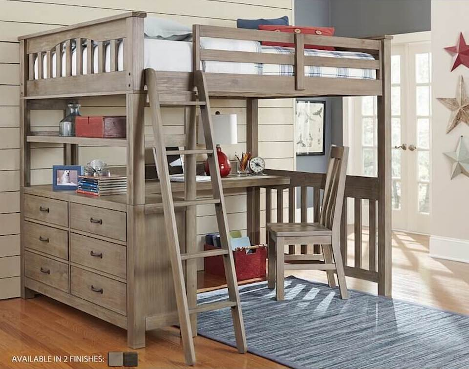 7 Of The Best Full Size Loft Beds For Adults Buyer S Guide