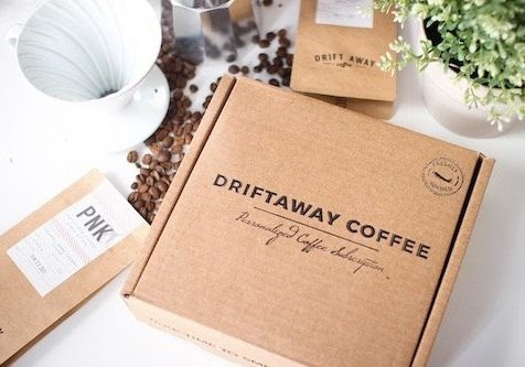 Drift away coffee box