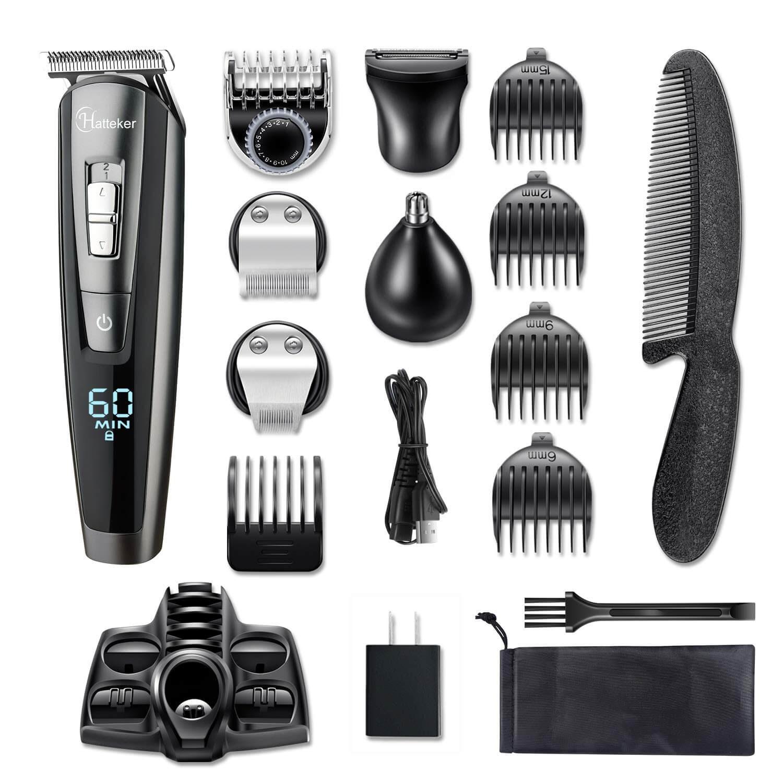 Hatteker Beard Trimmer Kit