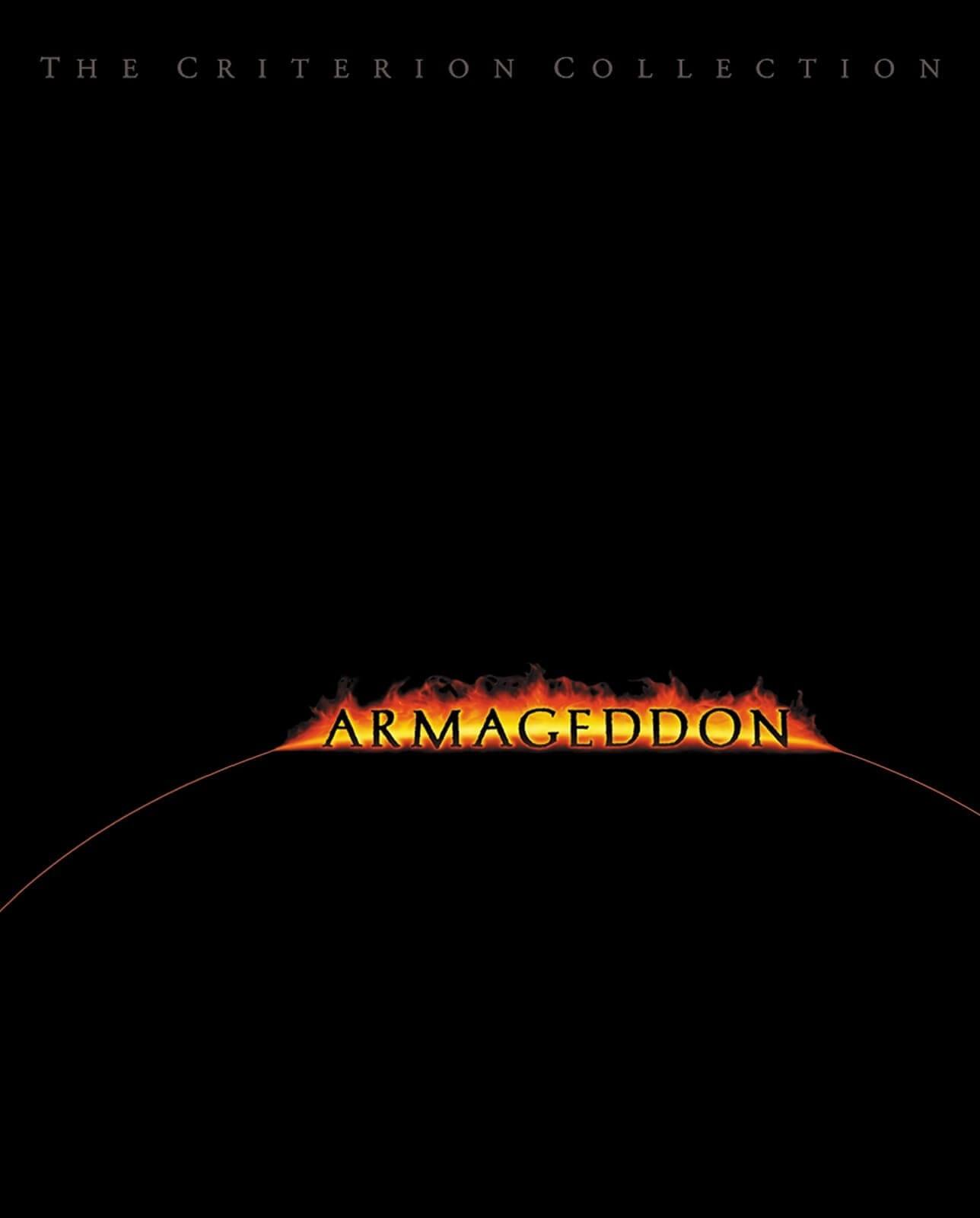 Armageddon movie cover