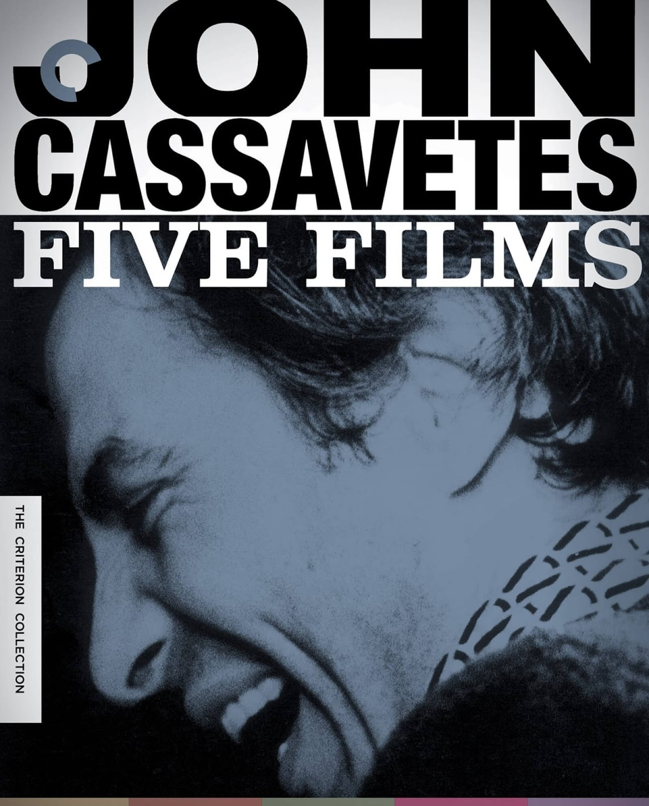 Five Films of John Cassavetes collection cover.