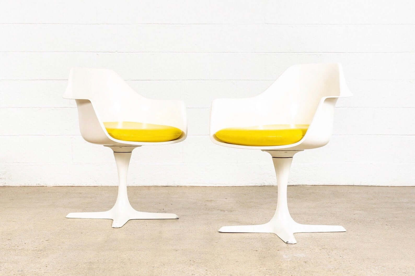 Mid Century Tulip Chairs