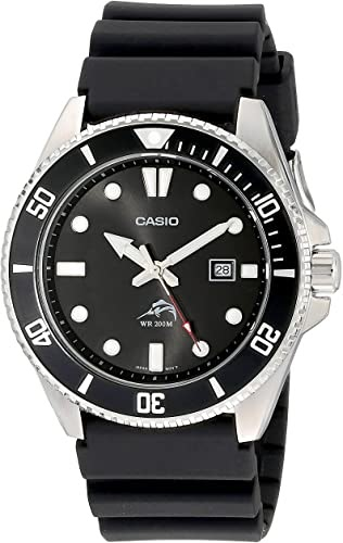 Casio Men's MDV106-1AV 200M Duro Analog Watc
