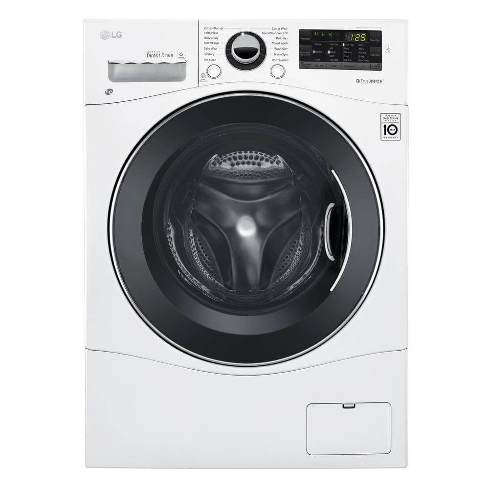 LG Compact All-in-One Washer Dryer Combo