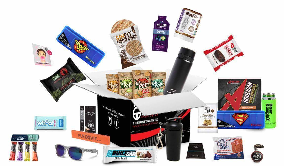 Skyesportswear subscription box