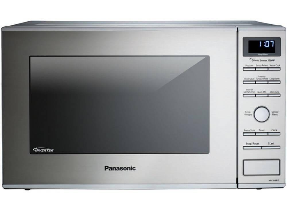 Panasonic Genius Prestige NN-SD681S