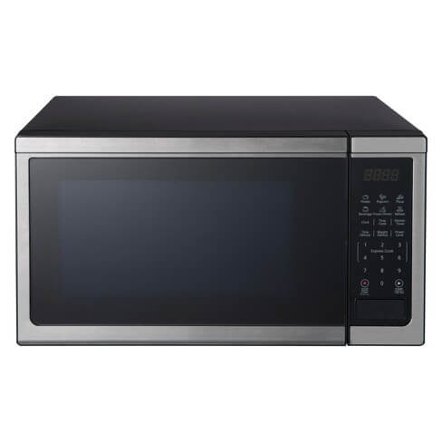 Oster 1.1 cubic feet 1000W Microwave - Stainless Steel OGCMDM11S2-10