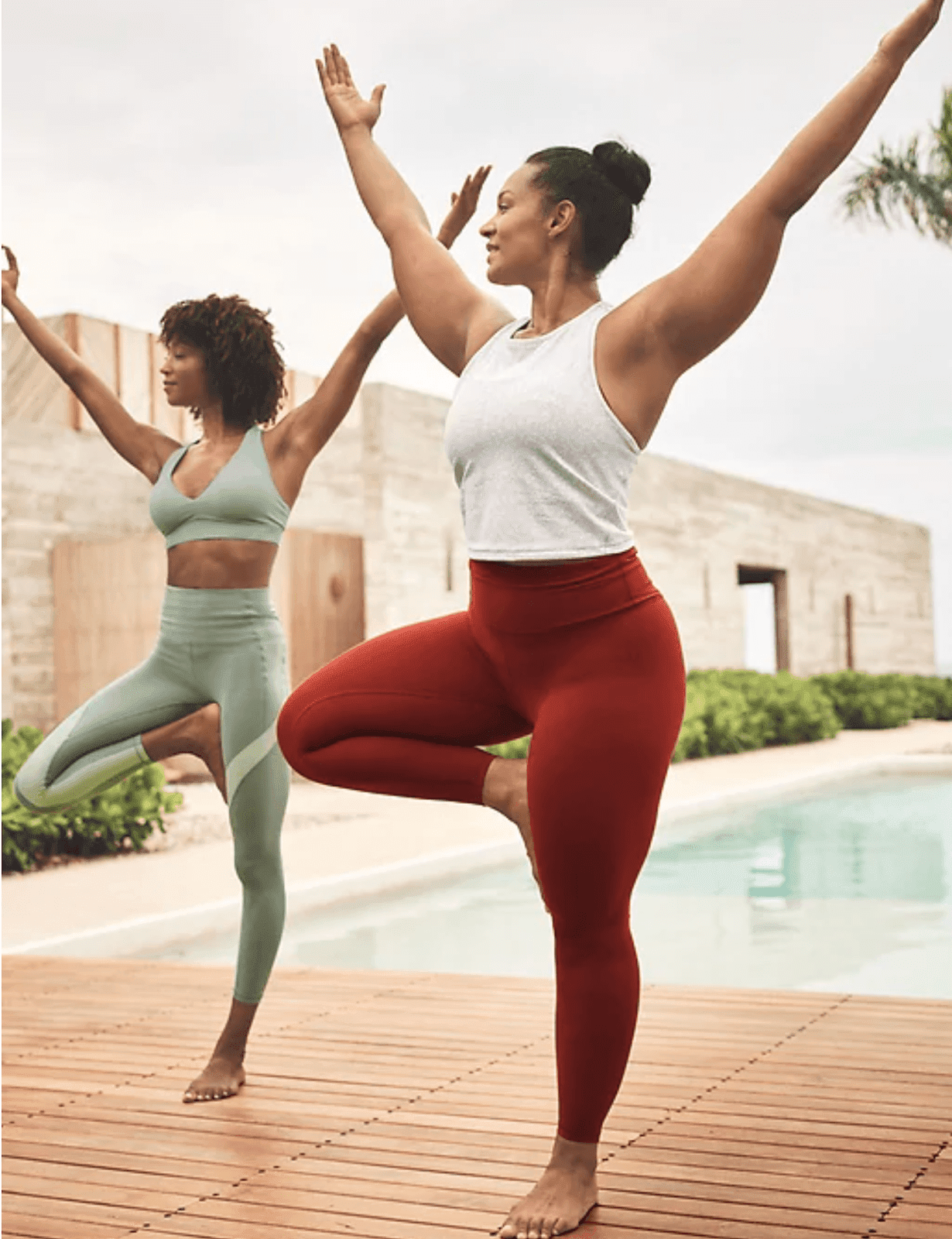 Athleta - Ultra High Rise Elation Tight