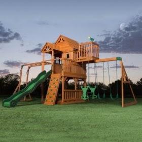 Backyard Discovery Skyfort II