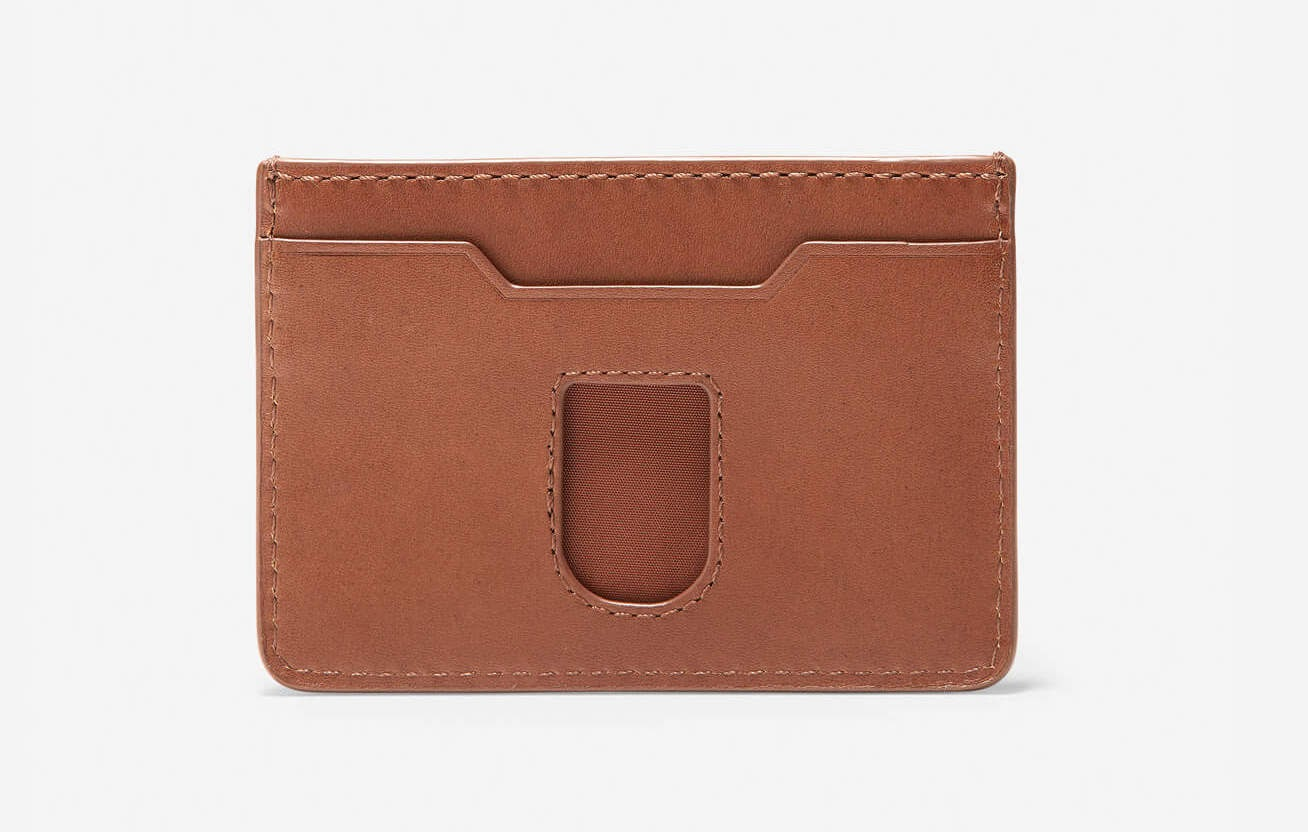 Cole Haan Leather Card Case